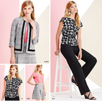 Sewing Patterns & Suits / Separates Pattern Reviews