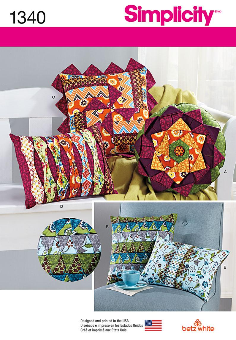 Simplicity Decorative Pillows 1340