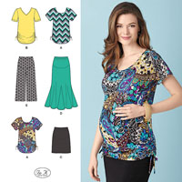 Sewing Patterns & Maternity Pattern Reviews