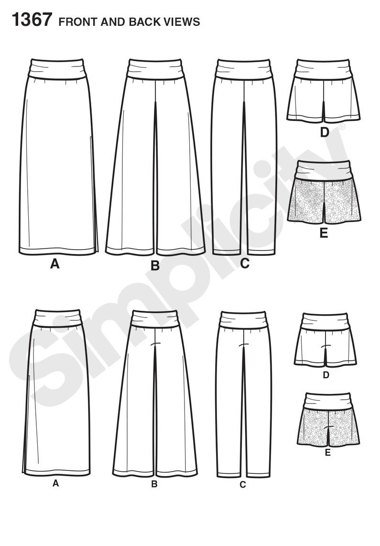 Wide Leg Pants Pattern Free - White Pants 2016