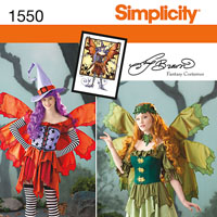 Simplicity 1550 Pattern
