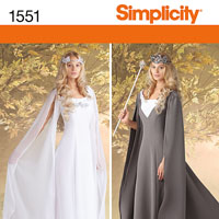 Simplicity 1551 Pattern
