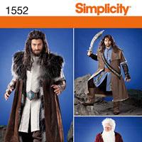 Simplicity 1552 Pattern