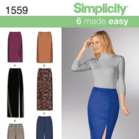 Simplicity 1559 Pattern