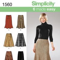 Simplicity 1560 Pattern