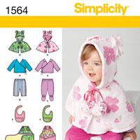 Simplicity 1564 Pattern