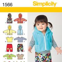 Simplicity 1566 Pattern