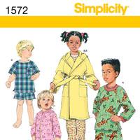 Simplicity 1572 Pattern
