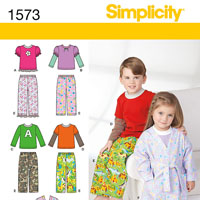 Simplicity 1573 Pattern