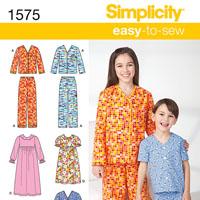 Simplicity 1575 Pattern