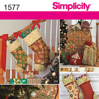 Simplicity 1577 Pattern ( Size ONE )