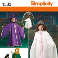 Simplicity 1583 Pattern