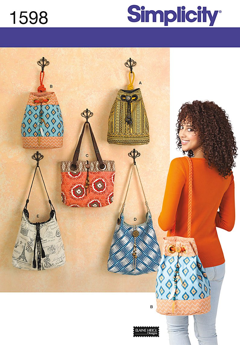 Simplicity Bags 1598