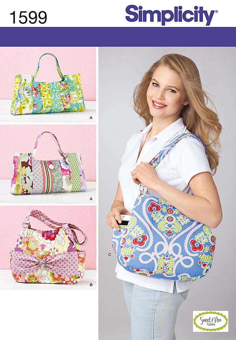 Simplicity Bags 1599