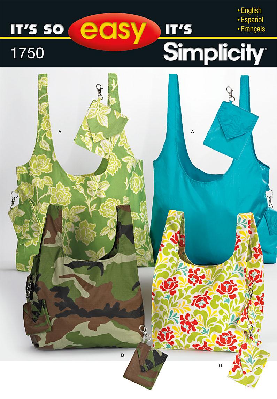 Simplicity Shopping Bag 1750