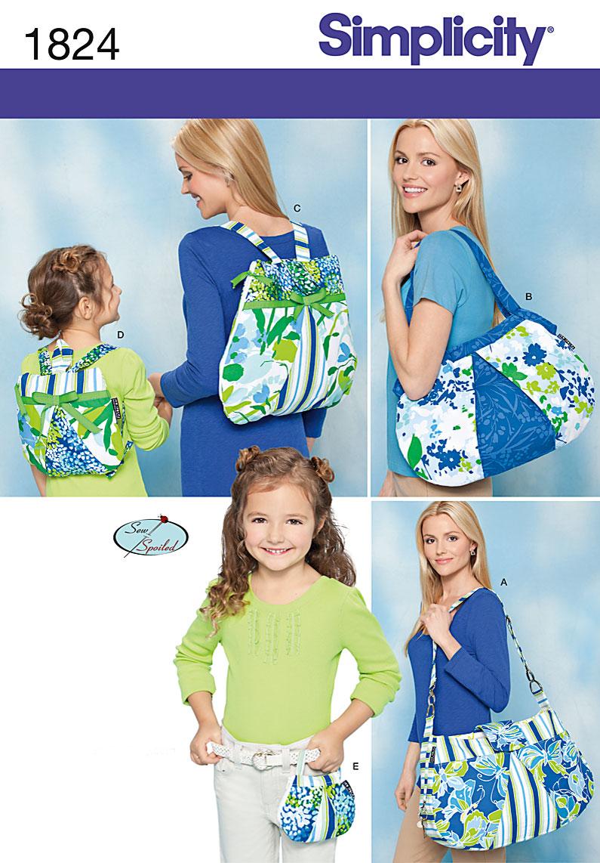 Simplicity Bags 1824