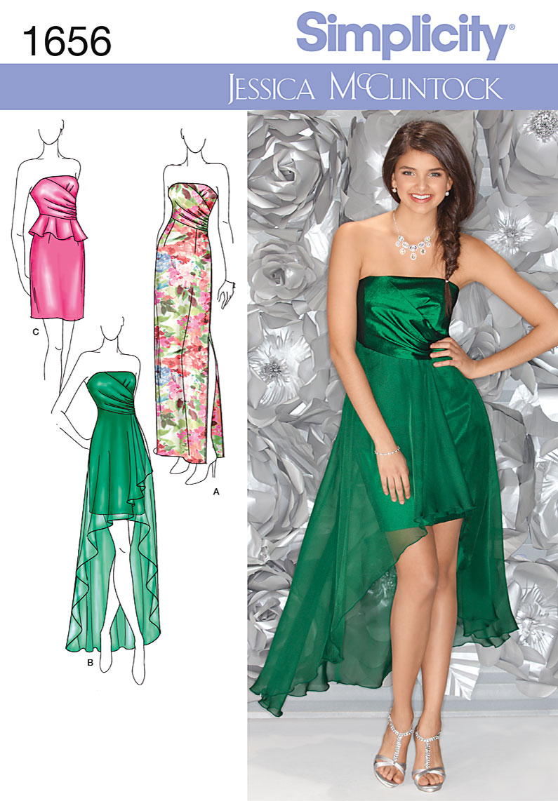 Prom Dresses Simplicity - Evening Wear