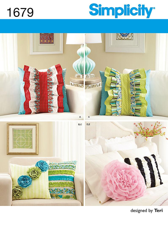 Simplicity Pillows 1679