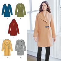 Sewing Patterns & Outerwear Pattern Reviews
