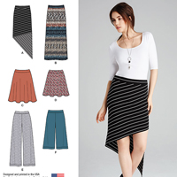 Simplicity 1068 Pattern ( Size 4-6-8-10-12 )
