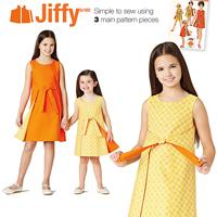 Simplicity 8104 Pattern ( Size 3-4-5-6 )