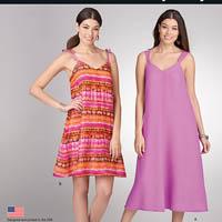 Simplicity 8115 Pattern ( Size 8-10-12-14-16-18 )