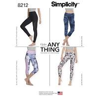 Simplicity 8212 Pattern