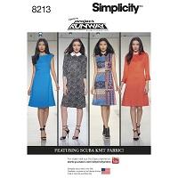 Simplicity 8213 Pattern