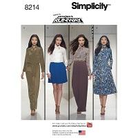Simplicity 8214 Pattern