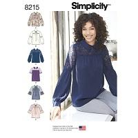 Simplicity 8215 Pattern