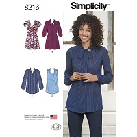 Simplicity 8216 Pattern
