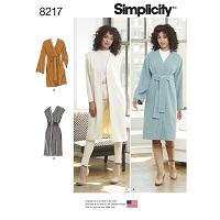 Simplicity 8217 Pattern