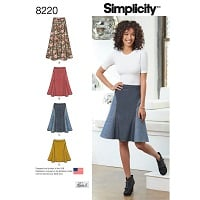 Simplicity 8220 Pattern