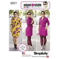 Simplicity 8221 Pattern