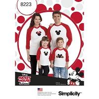 Simplicity 8223 Pattern