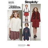 Simplicity 8225 Pattern