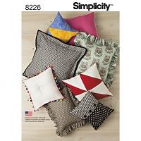 Simplicity 8226 Pattern