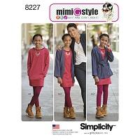 Simplicity 8227 Pattern