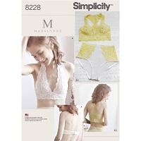 Simplicity 8228 Pattern