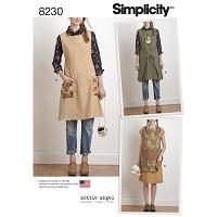 Simplicity 8230 Pattern