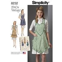 Simplicity 8232 Pattern