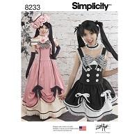 Simplicity 8233 Pattern