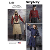 Simplicity 8235 Pattern