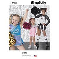 Simplicity 8240 Pattern