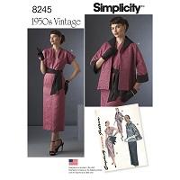 Simplicity 8245 Pattern