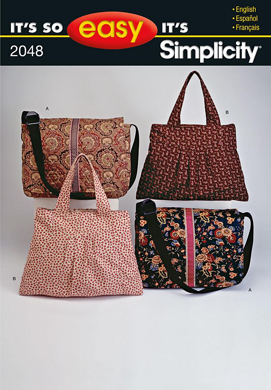Simplicity bags 2048