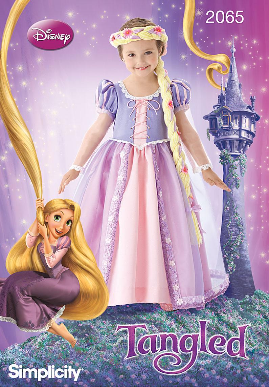 Simplicity Child's Costume 2065