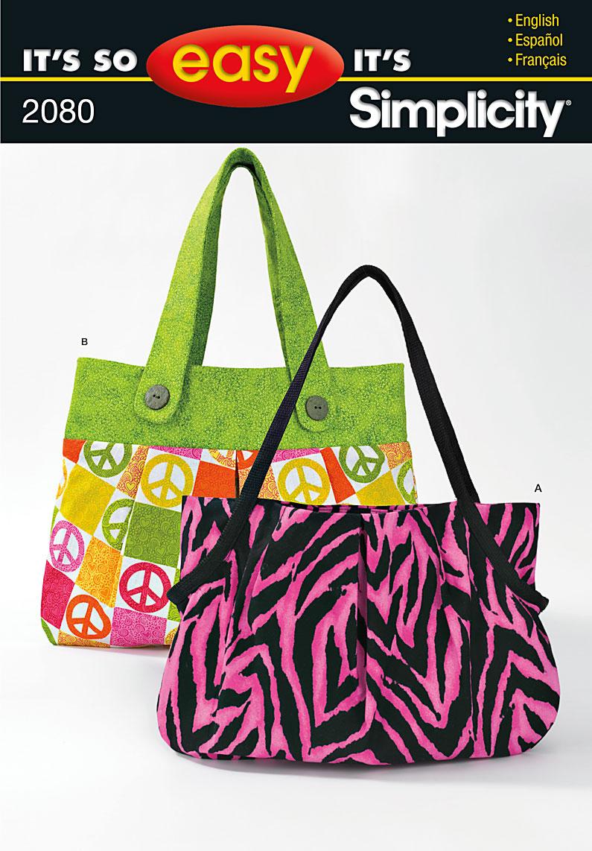 Simplicity Bags 2080