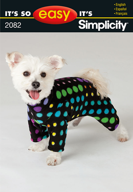 Simplicity Dog coat 2082