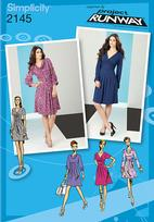 Simplicity 2145 Pattern ( Size 12-14-16-18-20 )